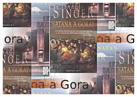 Satana a Goray - Isaac B. Singer