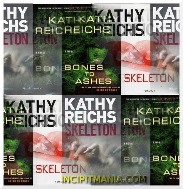 Copertine di Skeleton di Kathy Reichs