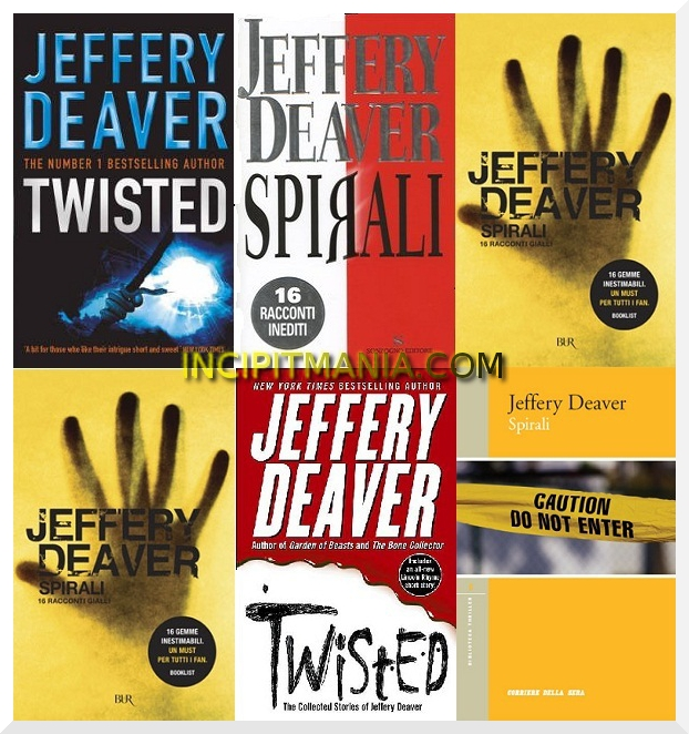 Spirali di Jeffery Deaver