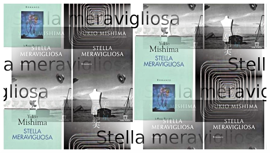 Stella meravigliosa - Yukio Mishima