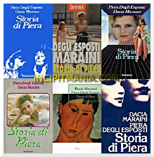 Storia di Piera - Dacia Maraini e Piera Degli Esposti