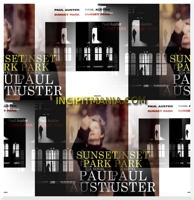 Copertine di Sunset Park di Paul Auster