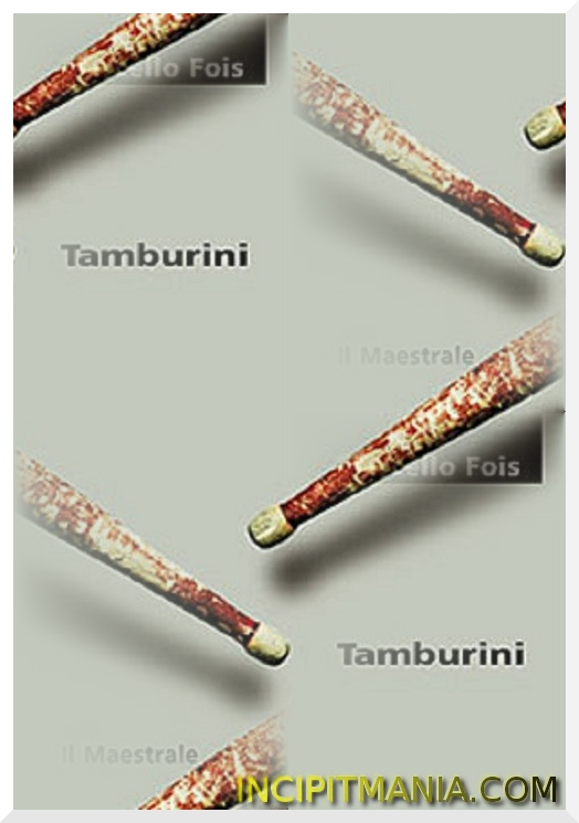 Tamburini di Marcello Fois