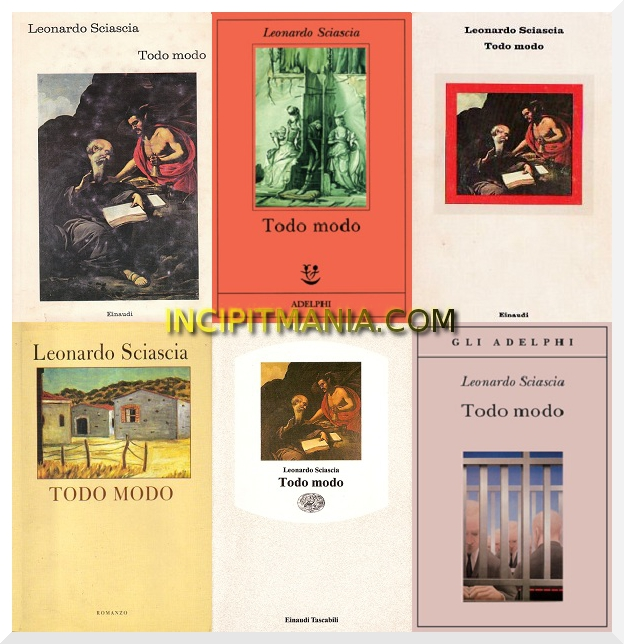 Todo modo - Leonardo Sciascia