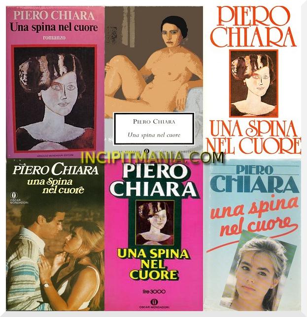 Una spina nel cuore di Piero Chiara