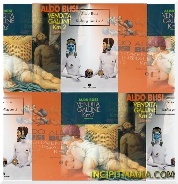 Vendita galline Km 2 di Aldo Busi