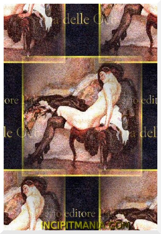 Copertine di Via delle oche di Carlo Lucarelli