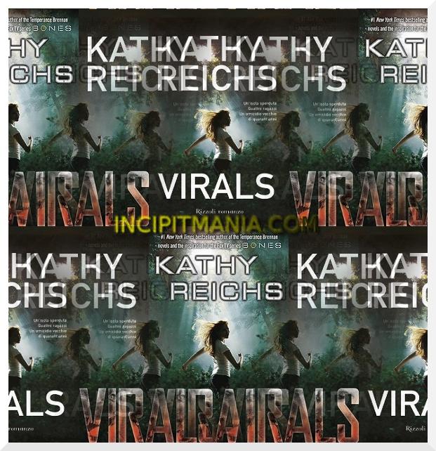Copertine di Virals di Kathy Reichs