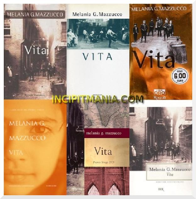 Vita - Melania G. Mazzucco
